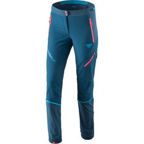 Dynafit Transalper Dyna-Stretch Pants Women blue